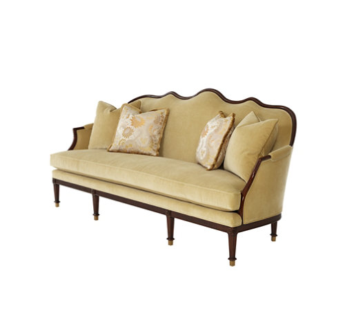 The Afternoon Visit sofa Althorp Collection Theodore Alexander princess diana