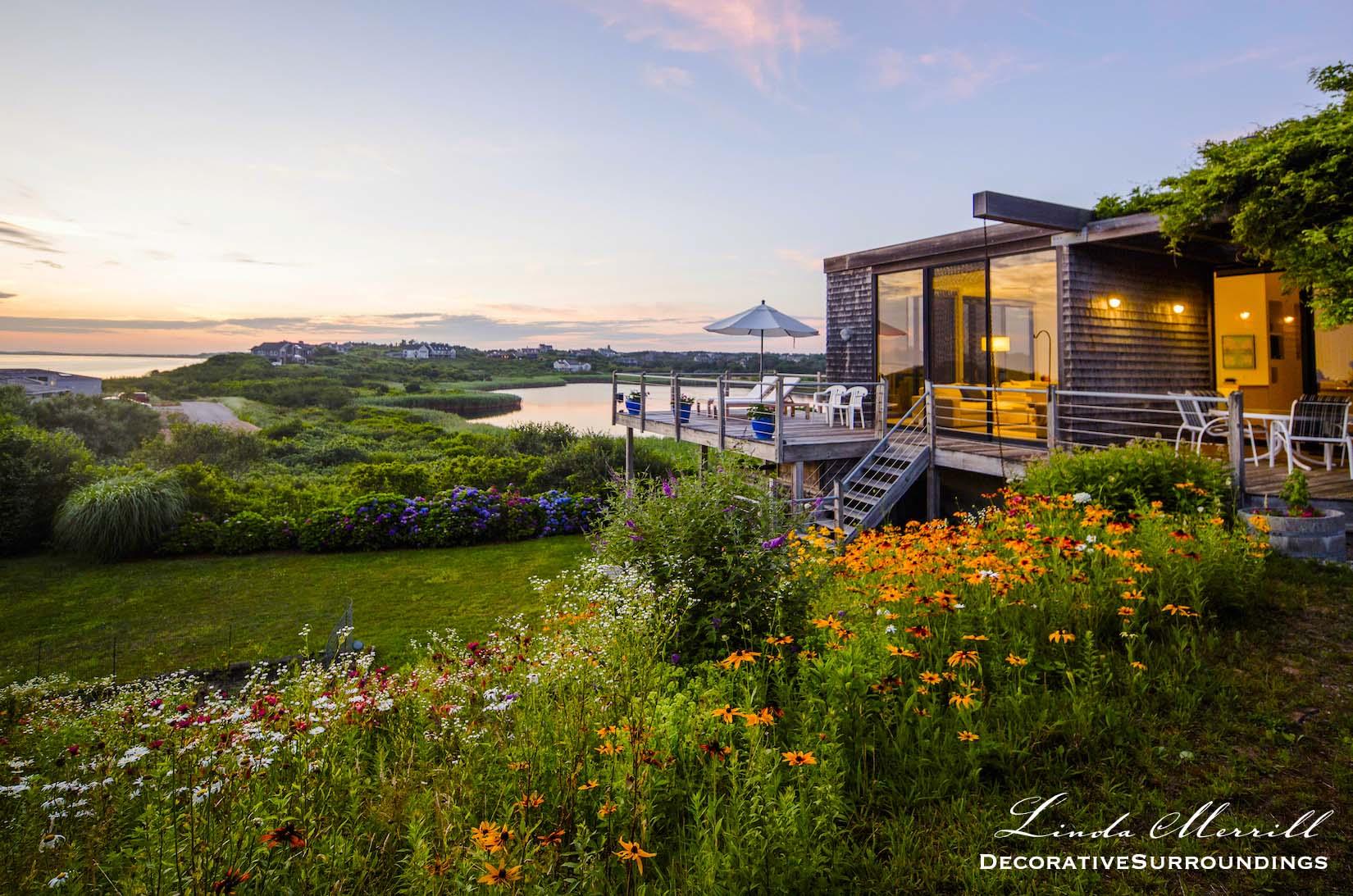 Modern beach house in Truro, MA on Cape Cod