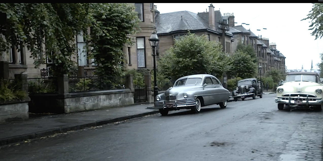 Outlander Season 3 Boston street exterior shot