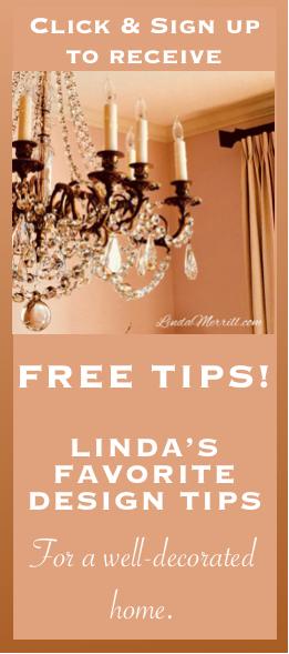 Linda Merrill Tips Ad Long