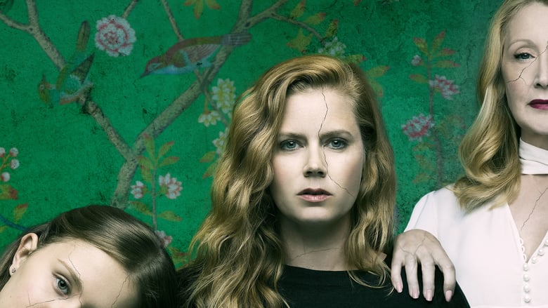 Sharp Objects degournay Amy Adams