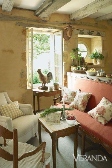 Marston Luce antiques design Dordogne france Veranda kitchen 1