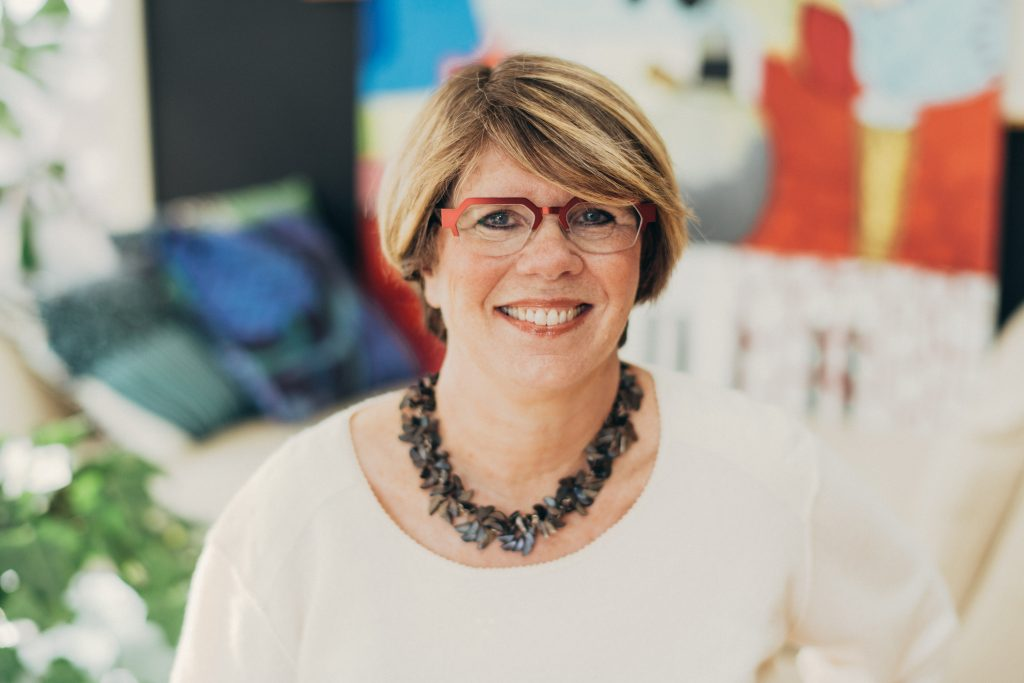 Susan Serra Scandinavian Made headshot designer collections