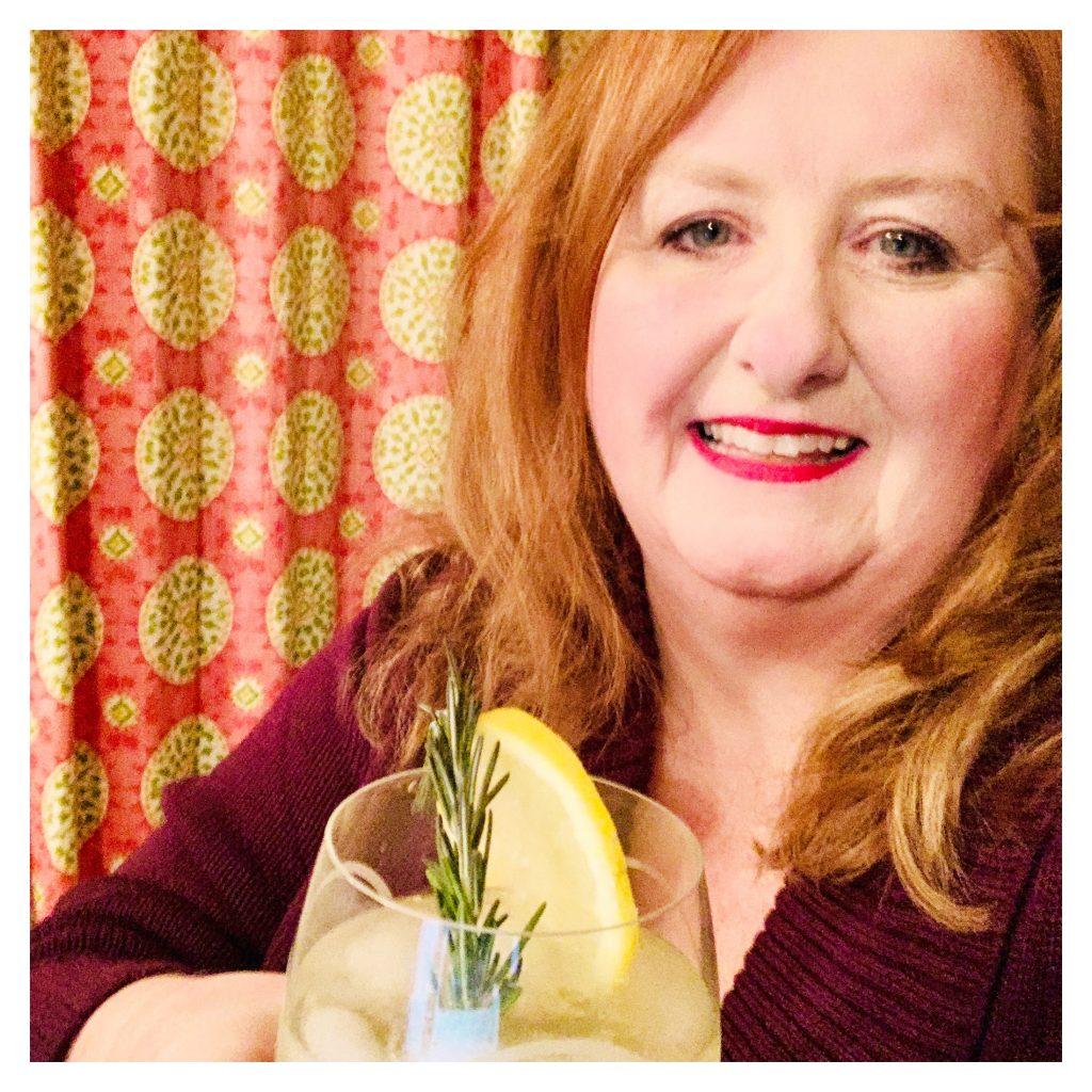 Linda Merrill Sous Vide cheers