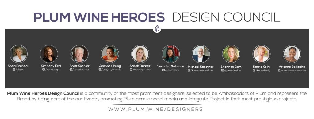 Plum Wine Heros wide
