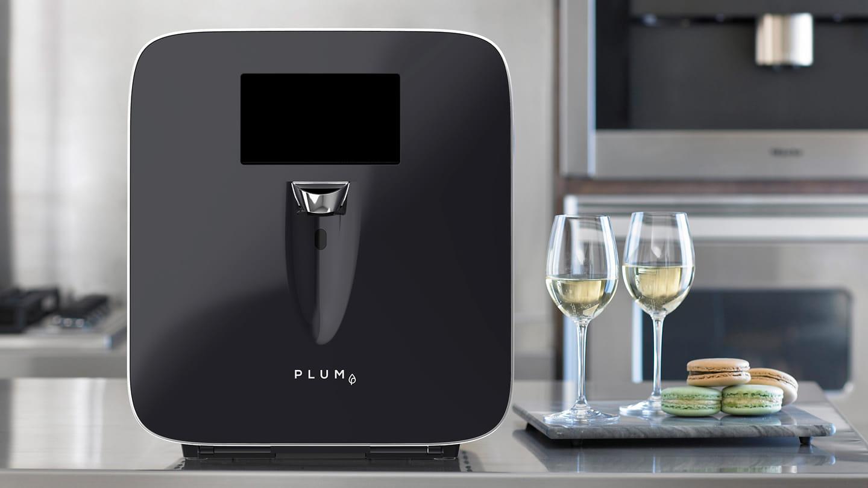 Plum Wine dispensor glamour shot