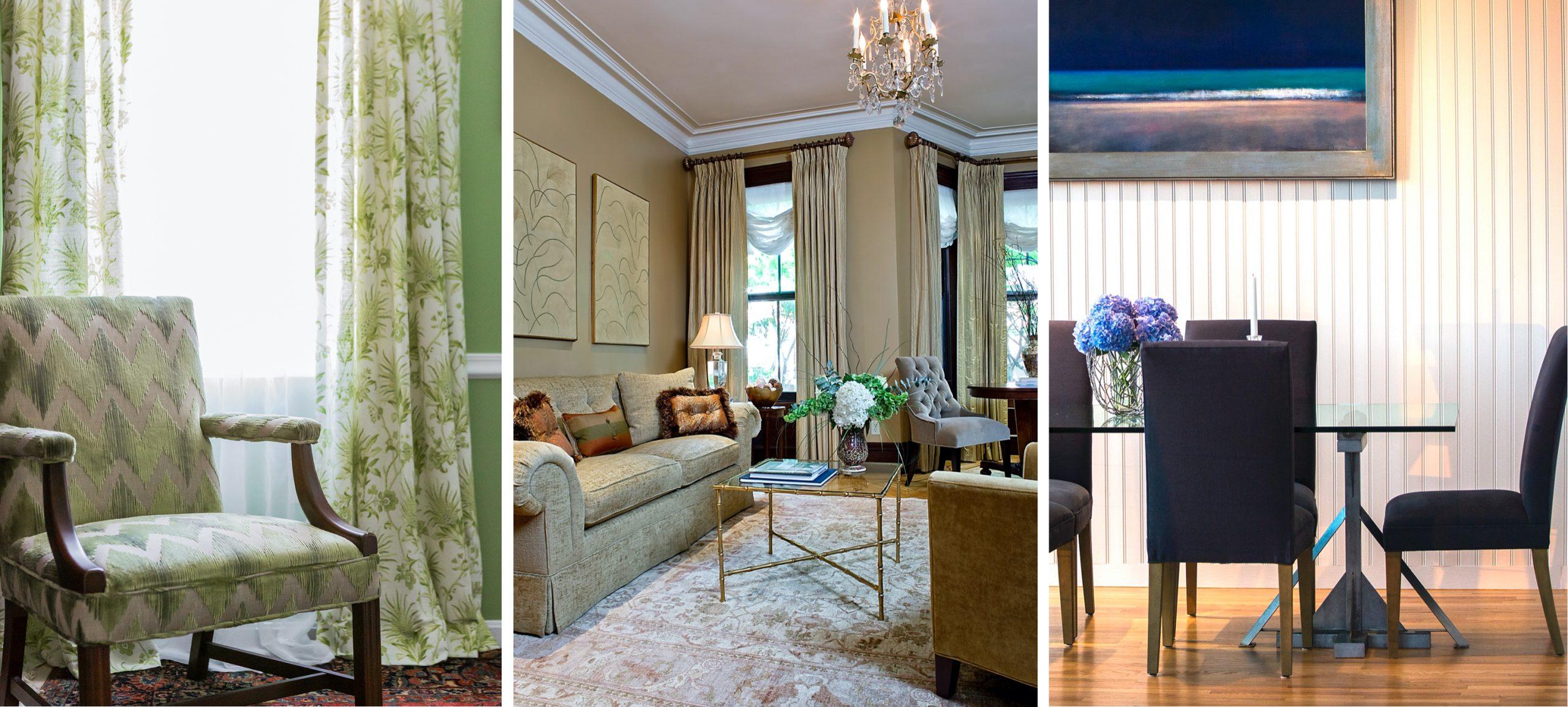 Linda Merrill Decorative Surroundings South Shore Boston Cape Cod interior design and decorating